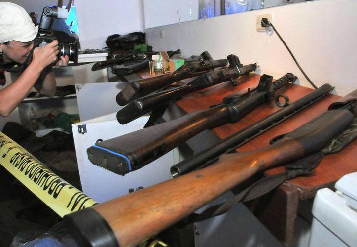 El gobierno boliviano solicitó la ayuda del FBI para investigar a proveedores estadounidenses de armas. (www.infosurhoy.com)