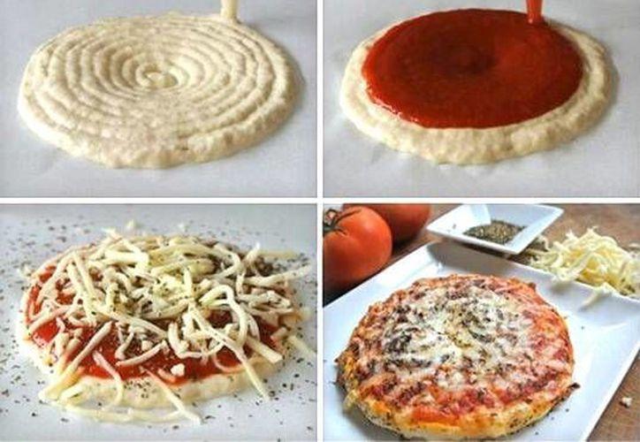 La máquina es tan versátil que permite elaborar platos atractivos para niños, con unas calorías determinadas. (Foto: http://inhabitat.com)