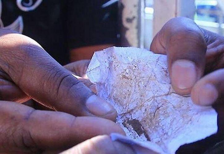La Policía cuenta que la burundanga es una sustancia altamente tóxica que afecta a la conducta de quien la consume. (hoy.com.do)