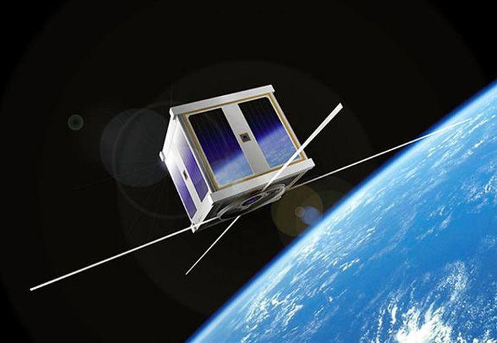 La misión consiste en comunicarse con la constelación Globalstar. (Conacyt)