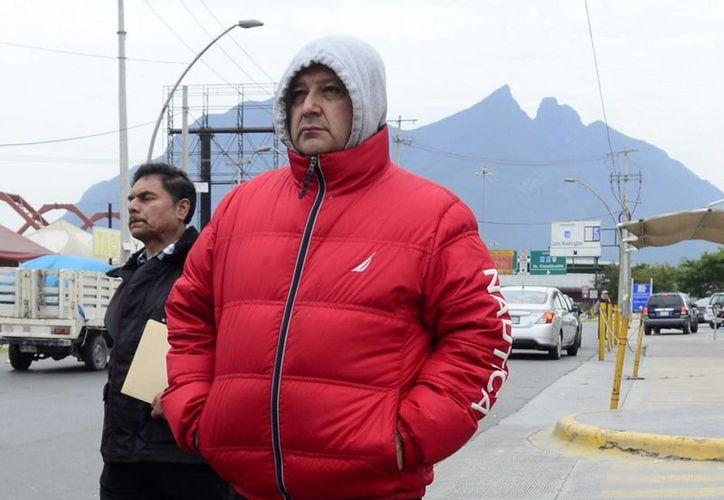 Las temperaturas irán de -5 a 0 grados en Durango, Chihuahua e Hidalgo, entre otros estados. (Notimex)