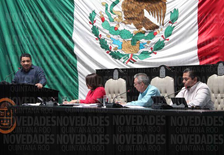 Durante el IV Período Extraordinario de Sesiones se aprobaron nuevas legislaciones. (Benjamín Pat/SIPSE)
