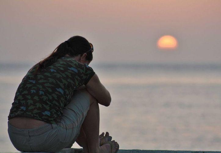 Más de 100 personas recibieron apoyo de los miembros del comité de prevención del suicidio en Cozumel el año pasado. (Gustavo Villegas/SIPSE)
