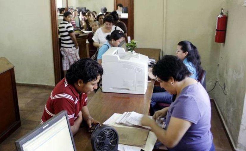 El año pasado, el Registro Civil de Yucatán expidió 17,092 documentos solicitados desde otros estados. (Milenio Novedades)