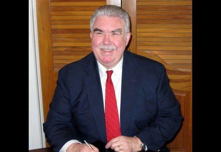 """McLelland había señalado que encarcelaría a la """"basura"""" que asesinó a uno de sus principales fiscales. (Agencias)"""