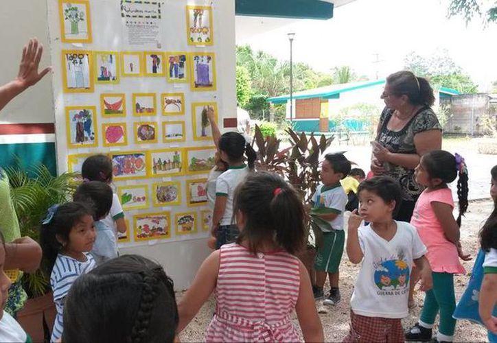 El INEE busca documentar prácticas innovadoras en los centros escolares y en la administración educativa.(Eddy Bonilla/SIPSE)