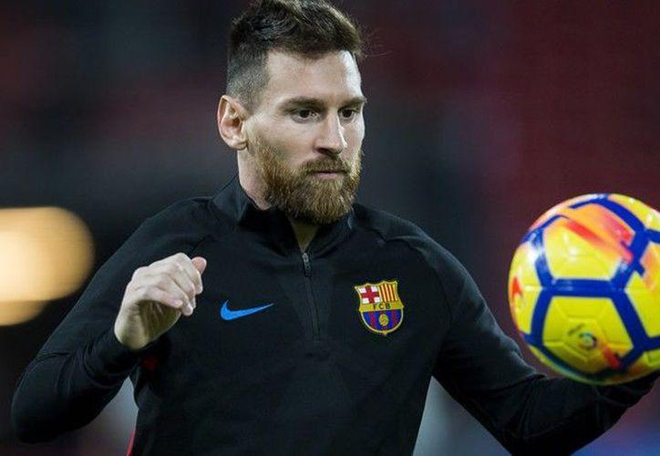 Lionel Messi, segundo mejor goleador histórico de Champions League. (Getty Images).