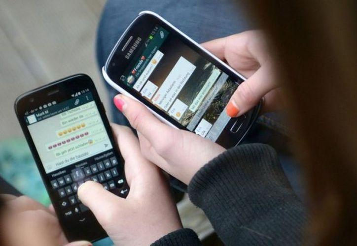 WhatsApp cuenta con más de 1.200 millones de usuarios por todo el mundo. (Contexto/Internet).