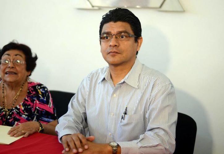 Jorge Victoria Maldonado habló sobre empresas que limitan la entrada a personas con discapacidad. (Milenio Novedades)