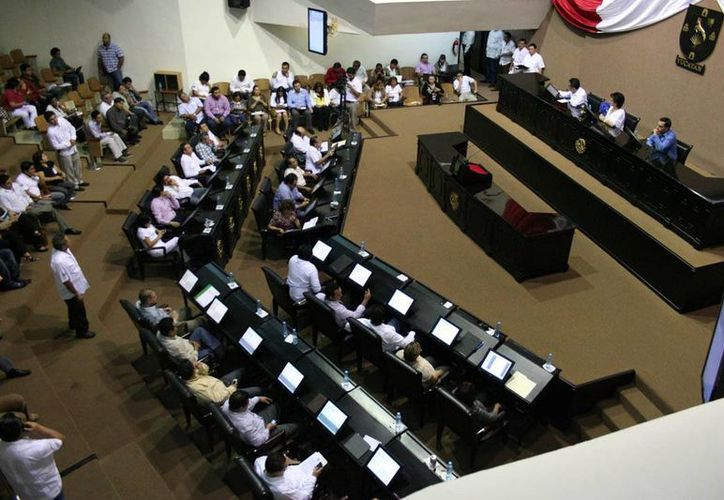 El nombramiento del nuevo Contralor General del IPEPAC fue avalado por los 25 diputados. (SIPSE)