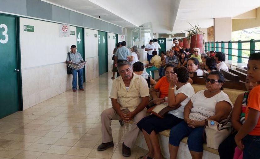 El número de consultas por la enfermedad se incrementó. (Novedades Yucatán)