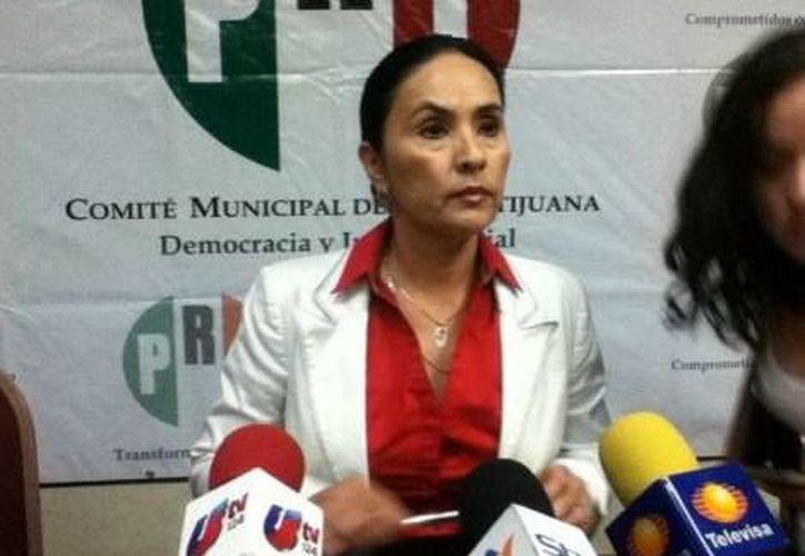 Sánchez Arredondo solicita la intevención de las autoridades. (Milenio)