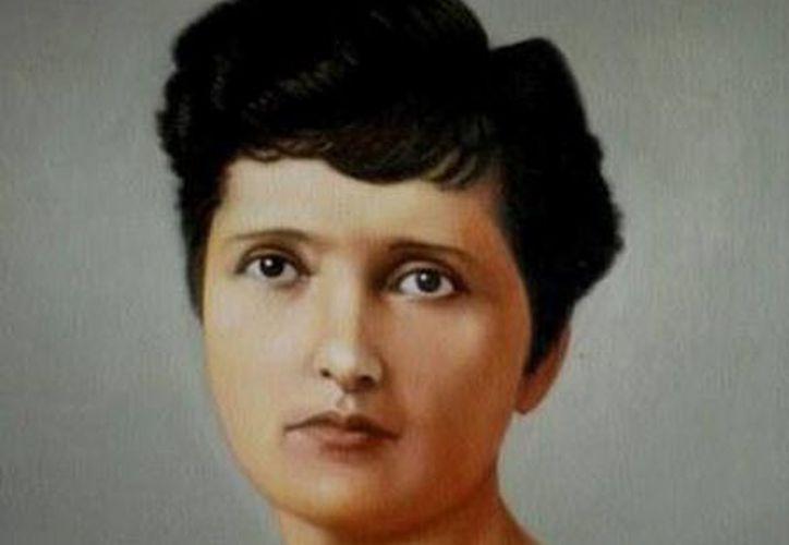 En el Congreso del estado se recordó a la primera mujer diputada en la figura de Elvia Carrillo Puerto. (SIPSE)