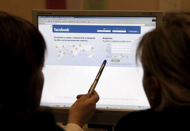 El apagón de la página web afectó la aplicación para móviles y a los servicios de Messenger. (EFE/Archivo)