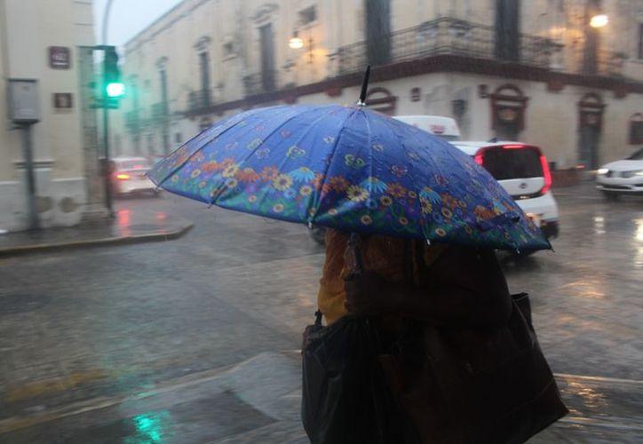 Durante la tarde noche de este miércoles se espera precipitaciones. (Novedades Yucatán)