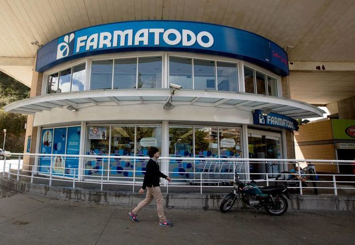 La ocupación de la cadena de supermercados se da después que las autoridades iniciaron el fin de semana un procedimiento administrativo contra Farmatodo. (Agencias)