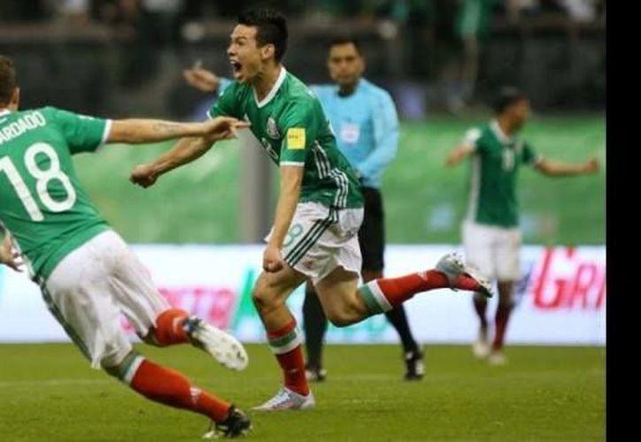 as 90 intensos minutos de partido la selección mexicana logró derrotar a su rival, Panamá. (El Comercio)