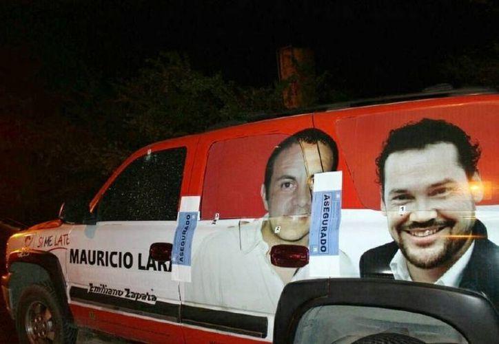 Mauricio Lara presentó una denuncia por intento de homicidio en su contra. (launion.com.mx)