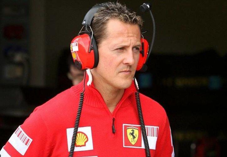 Schumacher ya se acostumbró a su nueva vida, según su representante. (planetf1.com/Foto de contexto)