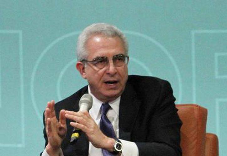 Ernesto Zedillo aseguró que en una década se habrá perdido el 'empujón' de la fuerza de trabajo. (Notimex)