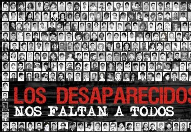 El grupo Propuesta Cívica A.C. pretende presionar al gobierno para que entregue datos oficiales sobre desaparecidos. (www.hijosmexico.org)