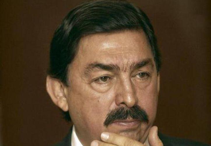 Afirman que Gómez Urrutia no ha informado con transparencia el destino de las cuotas sindicales. (Archivo/Notimex)