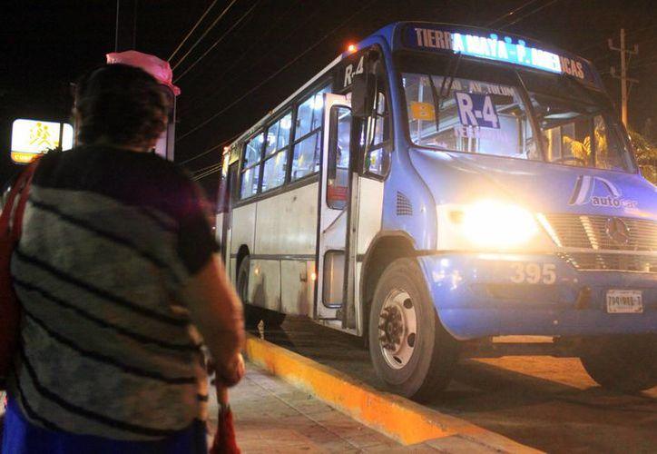 El Cabildo había rechazado el aumento al transporte público. (Luis Soto/SIPSE)