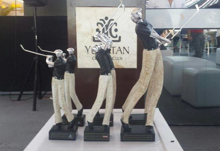 El Yucatán Country Club vivió una gran fiesta deportiva con el I Torneo de Golf Tequila Invitational presentado por Makro Signs, Esvedra y Carls Jr. (Milenio Novedades)
