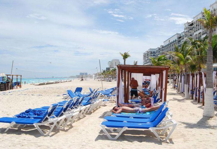 Consideran que traer el evento a Cancún, pondría al destino en la mira de los turistas. (Tomás Álvarez/SIPSE)