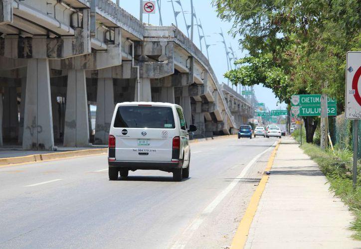 El tendido de las tuberías sería en el derecho de vía de las vialidades. (Octavio Martínez/SIPSE)