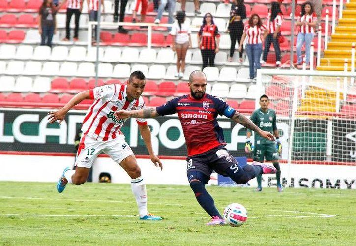 Ambos equipos buscarán ganarse un lugar en los cuartos de final del Apertura 2014 del Ascenso MX. (Redacción/SIPSE)