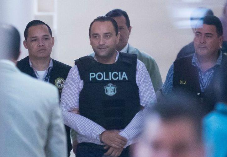 Ya le notificaron oficialmente al ex mandatario que su extradición ha sido concedida. (Redacción/ SIPSE)