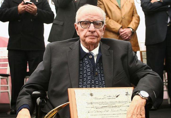 El comentarista deportivo Tomás Morales falleció este martes a los 85 años edad en la Ciudad de México. (Foto: Revista Quiubo)