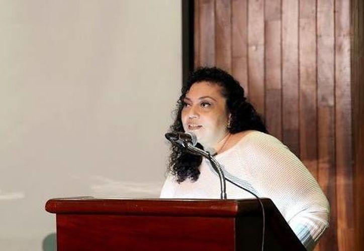 Leonor Albor Villanueva, de la SSE, habló sobre los problemas que puede generar que no se atienda a tiempo el TDAH. (Milenio Novedades)