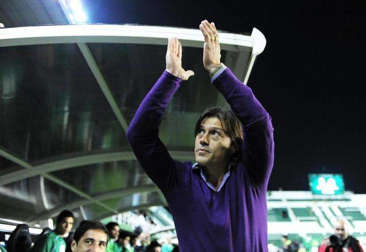 Matías Almeyda podría llegar a la banca de la Selección Nacional de Paraguay tras la renuncia de Ramón Díaz como técnico guaraní. (Archivo/ Mexsport)