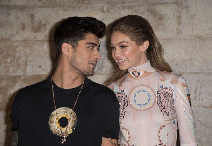 No es la primera vez que la modelo y el actor se toman un respiro en su noviazgo. (Elle)