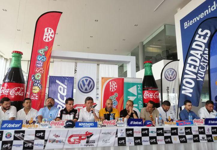 Llegarán competidores de diversos estados de la República. (Fotos de Henry Chablé/Novedades Yucatán)