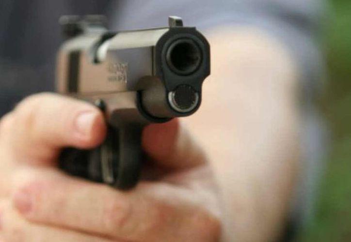 El sujeto fue secuestrado, golpeado y baleado por un grupo de hombres. (Antena San Luis)