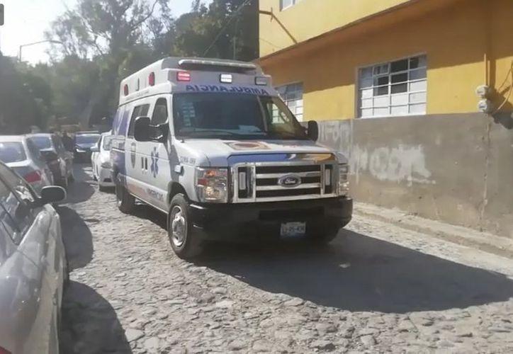 De acuerdo a reportes, el delito que ocurrió en la Colonia 5 de Mayo fue para robar el vehículo particular de la víctima. (Puebla en línea)