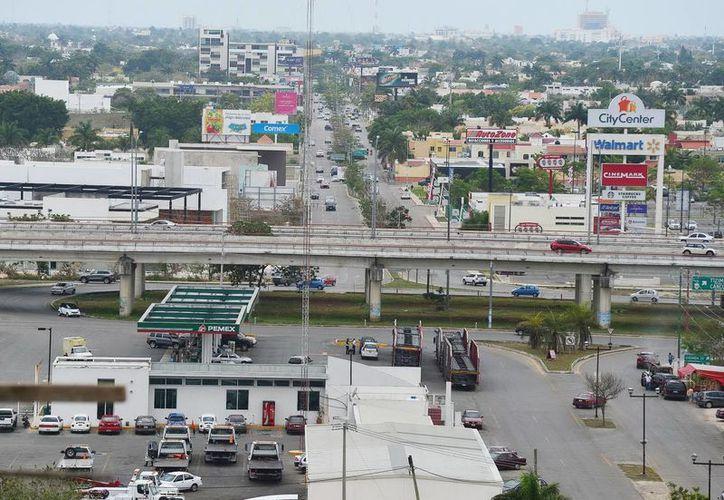 La infraestructura en el norte de la ciudad, acorde con el desarrollo de nuevos  complejos habitacionales. (Milenio Novedades)