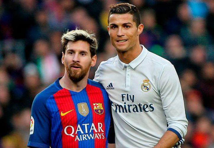 Romário ve difícil que Messi y CR7 alcancen los mil goles anotados, por su edad. (Foto: Contexto)