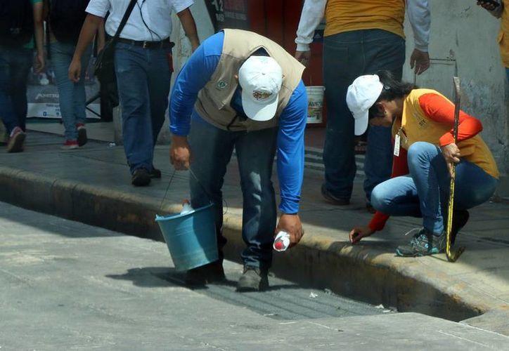 Secretaría de Salud de Yucatán aplica nueva estrategia para el control larvario del mosco del dengue, zika y chikungunya. (Milenio Novedades)