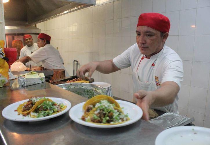Los negocios han optado por hacer de este plato su especialidad. (Israel Leal/SIPSE)
