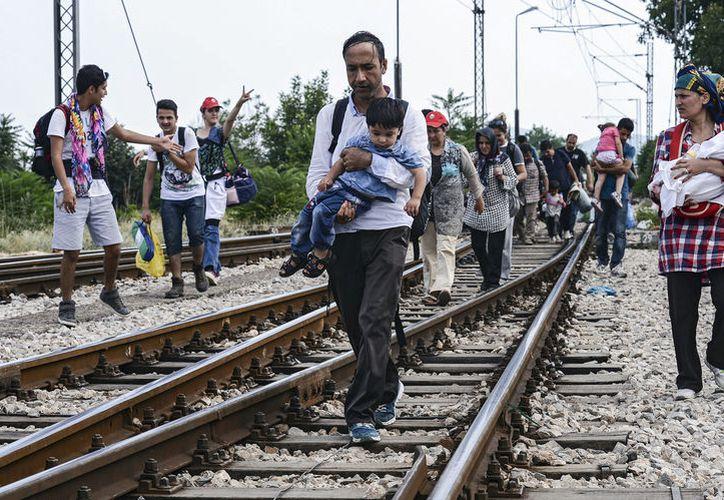 Los indocumentados mexicanos arrestados fueron el grupo más numeroso. (Público).