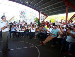 Pedro Joaquín logra el respaldo de los jóvenes