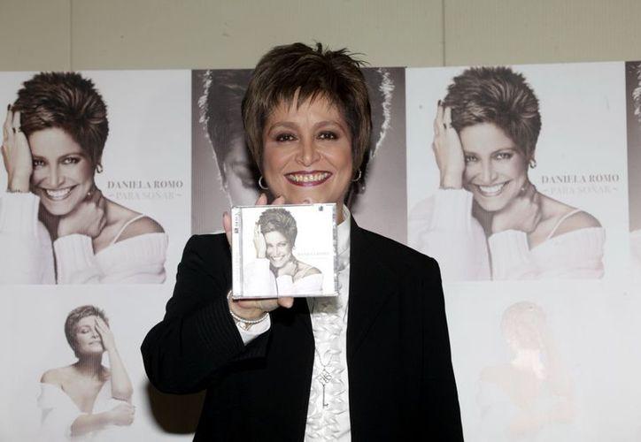 Su más reciente álbum, Para Soñar, ya se encuentra a la venta. (Agencia Reforma)