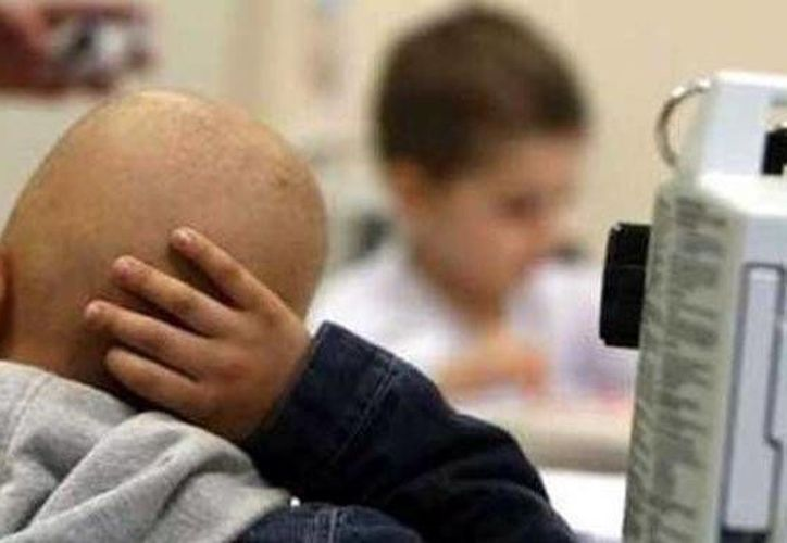 El diagnóstico atrasado de cáncer infantil complica la atención de niños en la Entidad. (Foto de Internet)