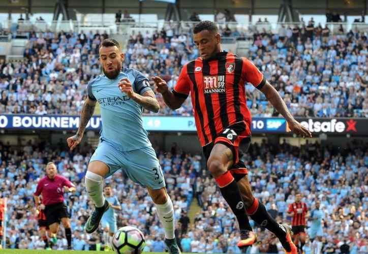 El Manchester City no ha perdido ningún partido desde la llegada de Pep Guardiola. Suman ocho victorias consecutivas.(Rui Vieira/AP)