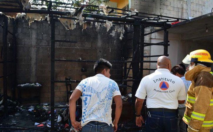 La Dirección de Protección Civil busca eliminar las prácticas de corrupción denunciadas por ciudadanos. (Adrián Barreto/SIPSE)