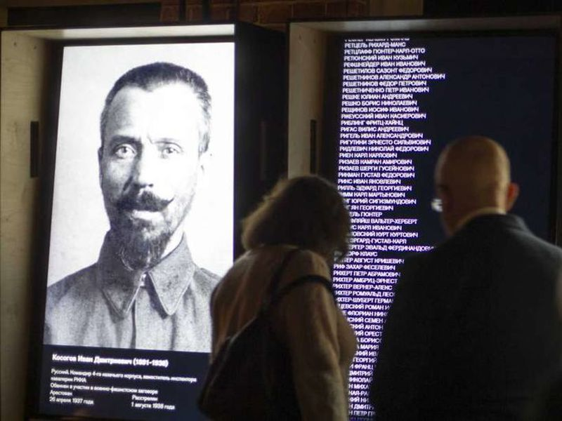 A museum studying the history of Soviet prison camps said Friday, June 8, 2018 that it has discovered a recent, secret Russian order instructing officials to destroy data on prisoners. (AP)